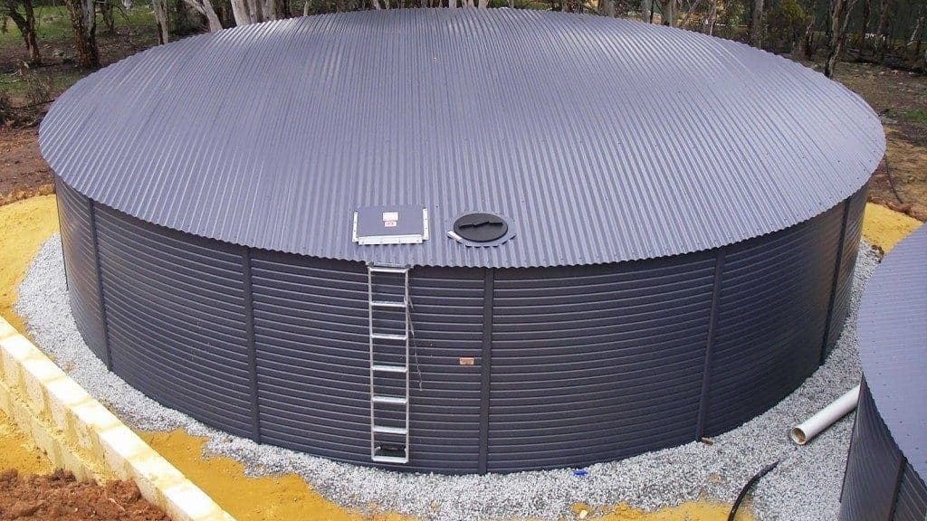 Pioneer Rainwater Tank
