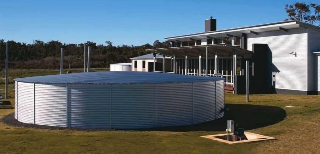 pioneer rainwater tank installation in Nandi Queensland