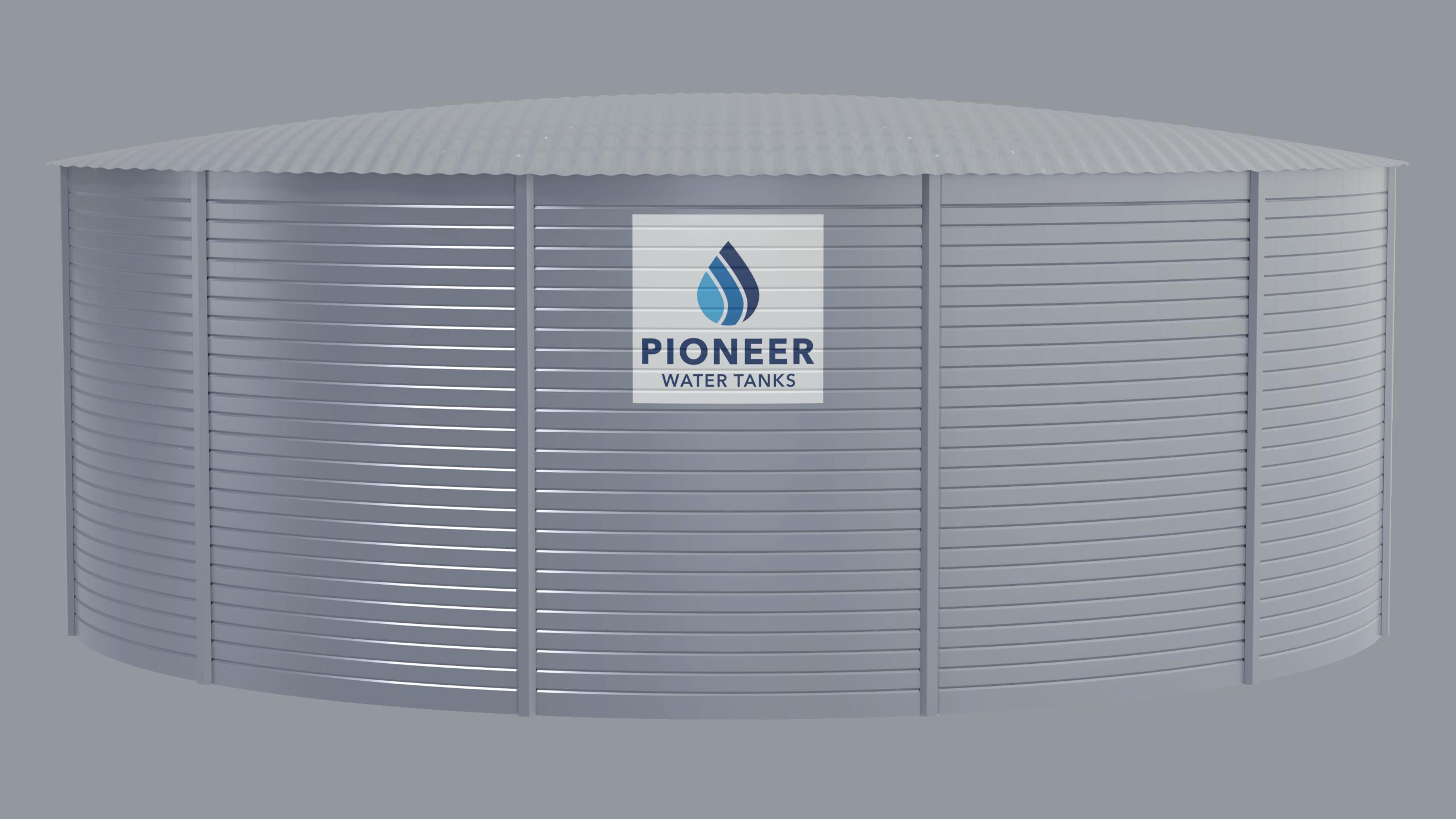 digital pioneer water tank
