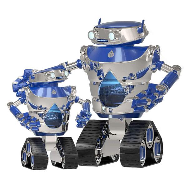 Aquabot Pioneer Water Tanks mascot